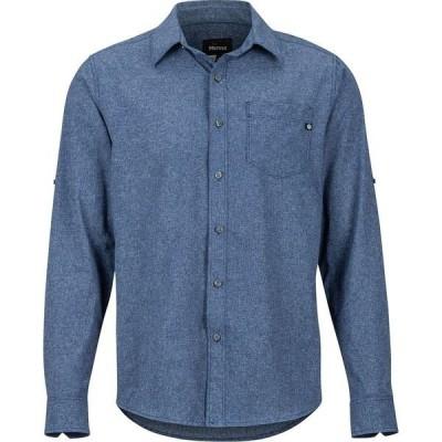 マーモット メンズ シャツ トップス Aerobora Long-Sleeve Shirt