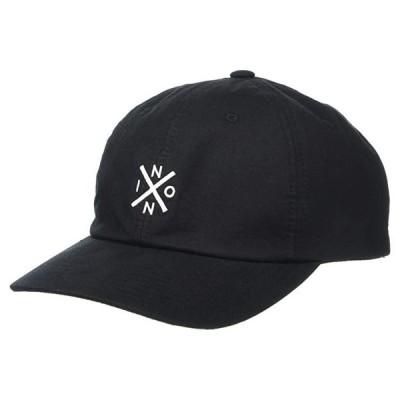 ニクソン Del Mar Strapback Hat メンズ 帽子 Black