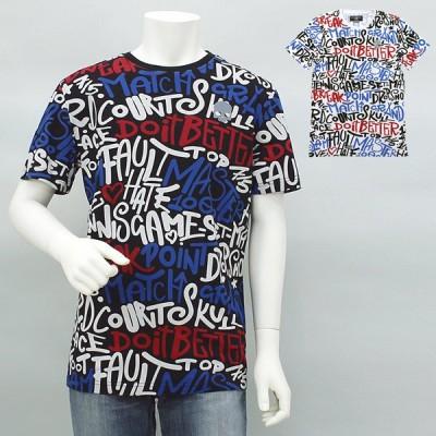 ハイドロゲン HYDROGEN グラフィティT GRAFFITI TEE 半袖Tシャツ T00422 メンズ