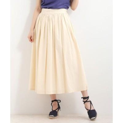 スカート ローンマキシスカート