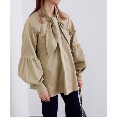 ROPE' / 【MYKKE HOHMANN】スカーフネックデザインシャツ WOMEN トップス > シャツ/ブラウス
