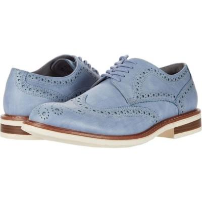 ケネス コール Kenneth Cole Reaction メンズ 革靴・ビジネスシューズ レースアップ シューズ・靴 Klay Flex Lace-Up D Light Blue