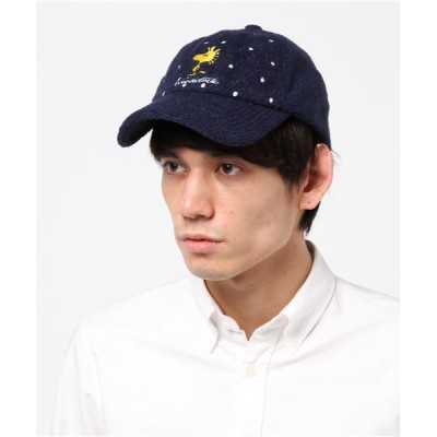 chumchum / PEANUTS / SNOW FALL BB CAP MEN 帽子 > キャップ