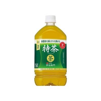 緑茶 伊右衛門 特茶(特定保健用食品)1L サントリー