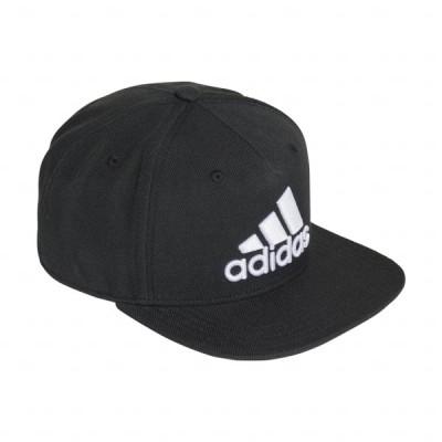 アディダス キャップ SNAPBACK LOGO CAP GM4984 帽子 : ブラック adidas