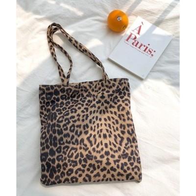 ショルダーバッグ バッグ 【chuclla】【2020/AW】Leopard print  tote bag cha187