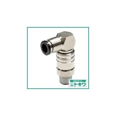 ピスコ 金型温調継手エルボ08型チューブ8MMネジR1/4 ( AKL08-802 ) (株)日本ピスコ