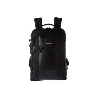 トゥミ メンズ バックパック・リュックサック バッグ Alpha Bravo Davis Backpack Black