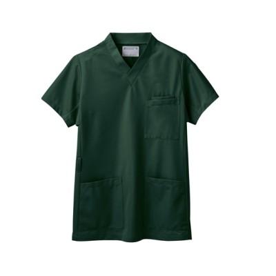 MONTBLANC 72-618 スクラブ(半袖)(男女兼用) ナースウェア・白衣・介護ウェア