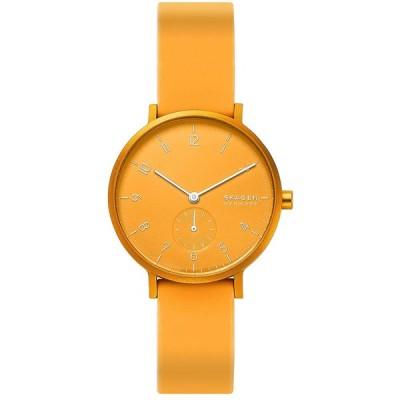 [スカーゲン] 腕時計 AAREN SKW2808 レディース 正規輸入品 イエロー