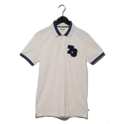 Timberland[メンズ] (ティンバーランド) ポロシャツ ホワイト M
