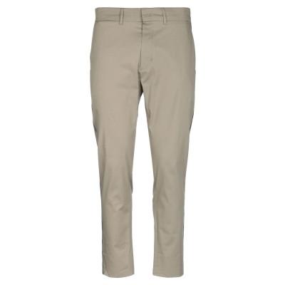 LOW BRAND パンツ サンド 33 コットン 97% / ポリウレタン 3% パンツ