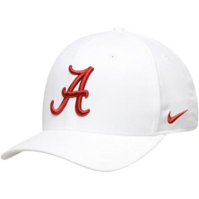 ユニセックス スポーツリーグ アメリカ大学スポーツ Alabama Crimson Tide Nike Team Classic Logo 99 Swoosh Performance Flex Hat -