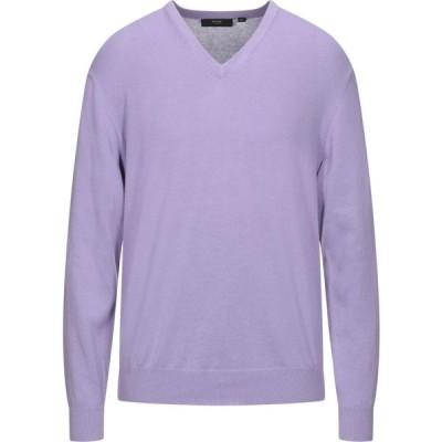 ダンディ DANDI メンズ ニット・セーター トップス sweater Light purple
