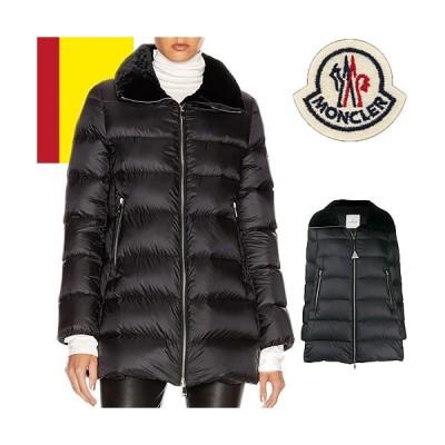 モンクレール MONCLER ダウン レディース ベチュロン ベチュロング ダウンジャケット ダウンコート ロング ブランド 黒 ブラック 1C56300 C0063