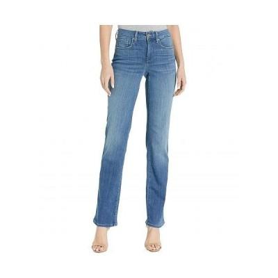 NYDJ エヌワイディージェー レディース 女性用 ファッション ジーンズ デニム Marilyn Straight Jeans in Hobie - Hobie