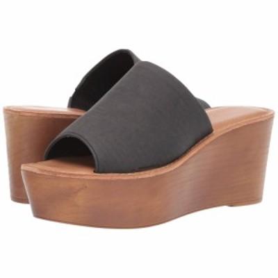チャイニーズランドリー Chinese Laundry レディース サンダル・ミュール シューズ・靴 Waverly Black Nubuck