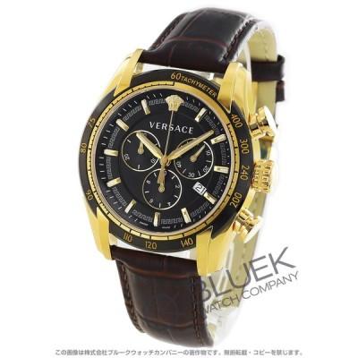 ヴェルサーチ V-レイ クロノグラフ 腕時計 メンズ VERSACE VEDB00318