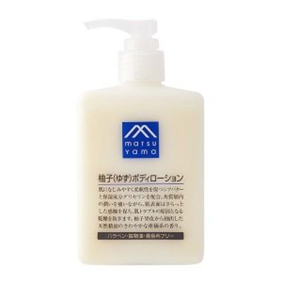 karei 松山油脂 Mマーク 柚子ボディローション