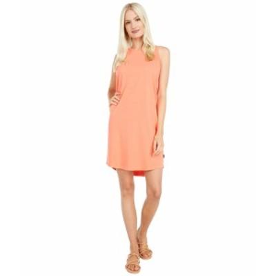 ノースフェイス レディース ワンピース トップス Woodmont Dress Miami Orange