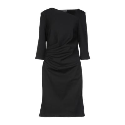 SANDRO FERRONE チューブドレス  レディースファッション  ドレス、ブライダル  パーティドレス ブラック
