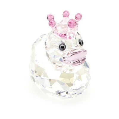 <新品>SWAROVSKI Duck Figurine, Happy Princess【送料無料】