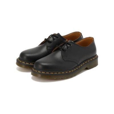 シューズ Dr.Martens/ドクターマーチン/1461 3HOLE GIBSON -BLACK SMOOTH-