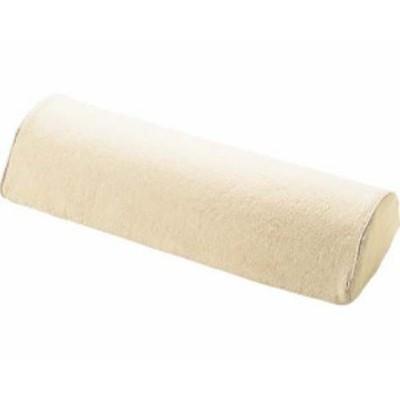 極細繊維カバー付 低反発 足枕 [ 枕 大きめ 足の疲れ むくみ 解消 洗える 安眠 仰向け 横向き ごろ寝 女性 男性 ]