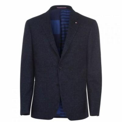 トミー ヒルフィガー Tommy Hilfiger Tailoring メンズ スーツ・ジャケット アウター Tommy SB2 Reg Wool Sn94 Bright Blue DVA