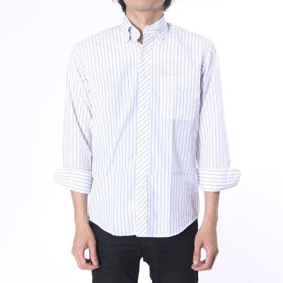 フランコ コレツィオーニ FRANCO COLLEZIONI ドレスシャツ3枚組(ホワイト系)