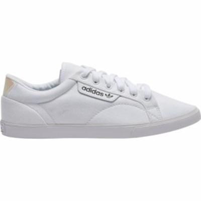 アディダス adidas Originals レディース スニーカー シューズ・靴 sleek lo White/Crystal White/Black