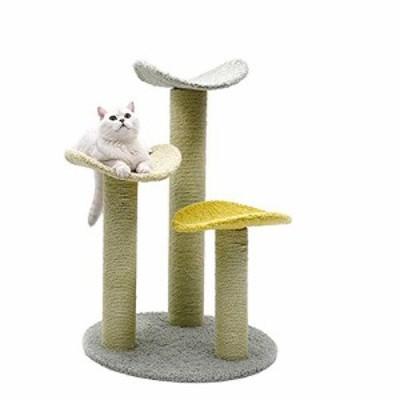 プレセール猫用家具猫の木猫の塔猫のひっかきポスト、猫のためのクリエイテ(中古品)