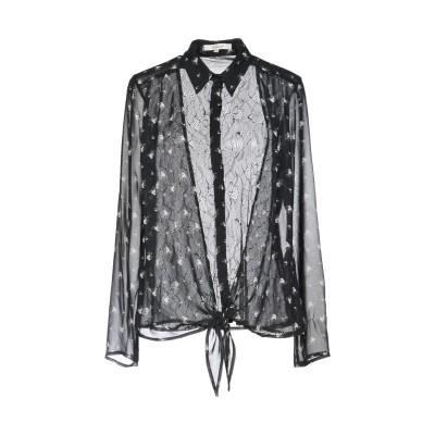 KORALLINE シャツ ブラック 48 ポリエステル 100% / ナイロン シャツ