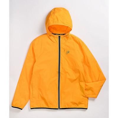 プリミティブ PRIMITIVE メンズ ジャケット ウィンドブレーカー アウター paris yellow windbreaker jacket Yellow