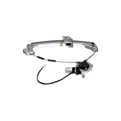 For Ford Escort 98-03 Window Regulator and Motor Assembly Solutions Front Driver
