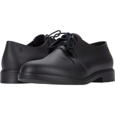 メリッサ Melissa Shoes レディース ローファー・オックスフォード シューズ・靴 Glow AD Matte Black