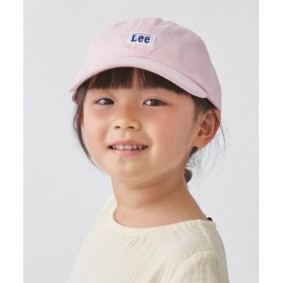 OVERRIDE / 【LEE】KIDS LOW CAP COTTON TWILL / 【リー】キッズ ロウ キャップ コットン ツイル オーバーライド KIDS 帽子 > キャップ