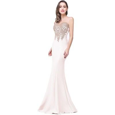 Babyonlinedress(ベビーオンラインドレス) パーティードレス ロングドレス 13色展開 イブニングドレス