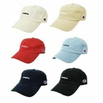【Champion】ミニ刺繍ローキャップ(181-0136)【送料無料】(ファッション、帽子、キャップ、紫外線対策)