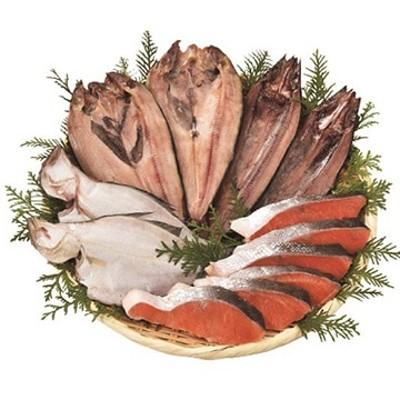 紅鮭・干物詰合せ