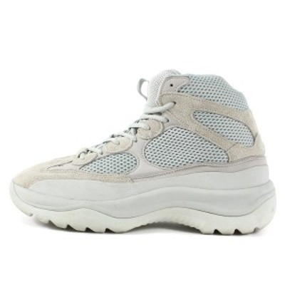 adidas アディダス YEEZY DESERT BOOT SALT FV5677 イージー 19AW ソルト US11 29cm 【メンズ】【中古】【美品】【K2861】