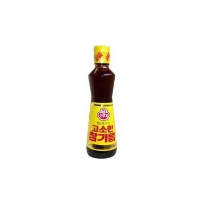 【BOX販売】オットギ ごま油 320ml X 12個入■韓国食品■韓国調味料■オトギ