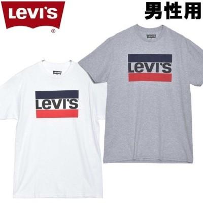 リーバイス メンズ 半袖Tシャツ スポーツウェアロゴ S/S Tシャツ LEVI'S 2140-0069