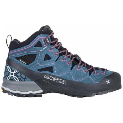 レディース シューズ ブーツ Yaru Tekno Goretex Hiking Boots