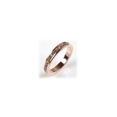 【Creamdot.】『ペアOK!キラキラ&シンプルシルバーリング』 指輪(リング)