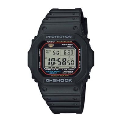 カシオ ソーラー電波腕時計 G-SHOCK ブラック GWM5610U1JF
