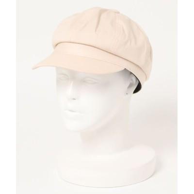 INGNI / ツイルキャスケット WOMEN 帽子 > ハット