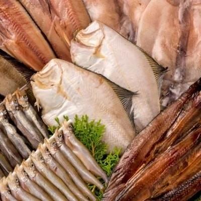 漁協直送 地魚6種の干物セット(ホッケ、きんき、ししゃも他)[B02-045]