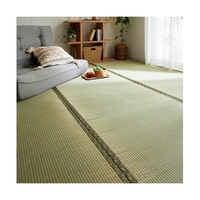 ぴったりサイズが見つかる!畳素材の撥水・消臭・抗菌い草カーペット カーペット, Carpets(ニッセン、nissen)