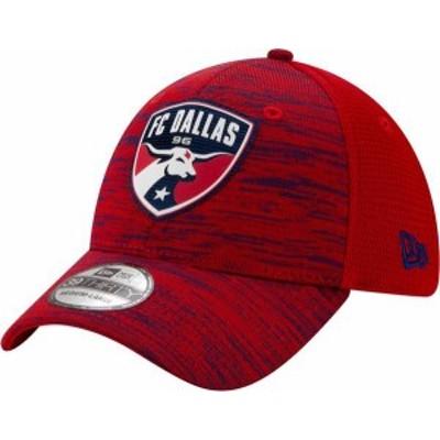 ニューエラ メンズ 帽子 アクセサリー New Era Men's FC Dallas Classic 39Thirty On Field Stretch Fit Hat